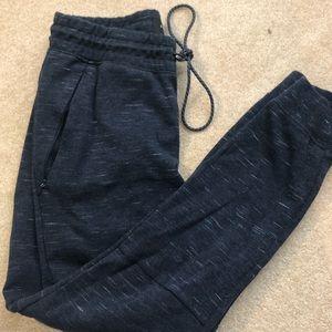 PacSun Cuffed Sweatpants Navy